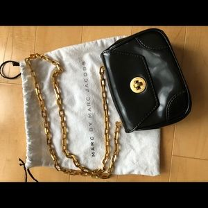 Marc Jacobs Small Crossbody Chain Bag